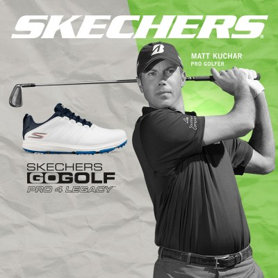 Skechers Go Golf Pro V4 Golf Shoes Review